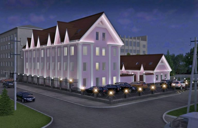 административное здание, бизнес центр
